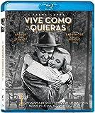 Vive Como Quieras Blu Ray [Blu-ray]