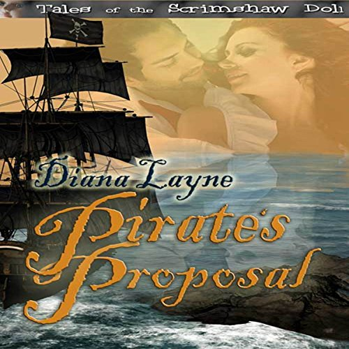 Pirate's Proposal  audiobook cover art