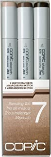 Copic Sketch Marker 3pc Blending Trio Set 7