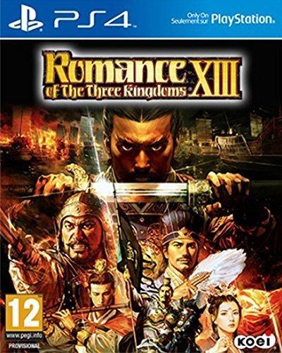 Ps4 Romance of The Three Kingdoms Xiii (Eu)