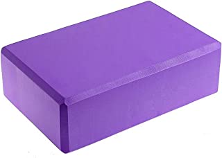 Yoga Blocks foam brick, block, eco friendly, yoga brick, solid color, non-slip, accessories (Color : Picture 3)