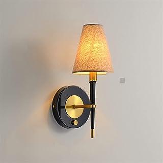 YSVSPRF Applique Mur lumière lumière Chambre Lampe Lumineuse Lumineuse Salon décor Mur Appliques luminaires luminaires Acc...