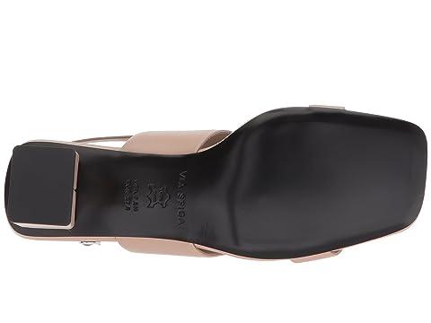 Forte Spiga LeatherSilver Black Via Leather LeatherSand HRz5g