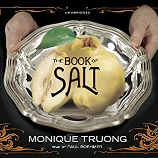 The Book of Salt audiobook cover art