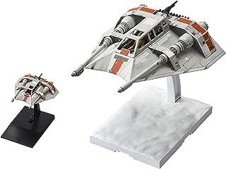 Bandai Star Wars 1/48 & 1/144 Snowspeeder Set Model Kit