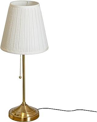 テーブルランプベッドサイドライト暖かい寝室シンプルなモダンなクリエイティブホームガールロマンチックな調光可能な巾着ランプ (Color : Normal type)