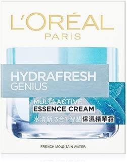 L'Oreal Paris Hydrafresh Genius Multi-Active Essence Cream, 50ml