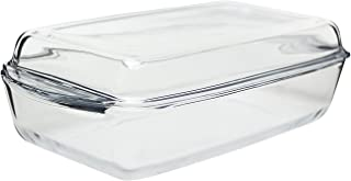 glass roasting dish with lid