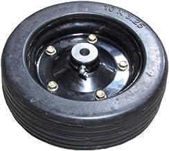 "E-VPN1035 Bush Hog /& Hardee 4/"" x 8/"" Tail Wheel Assembly"