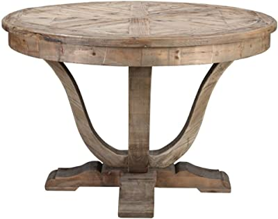 Burnham Home 17125 Hathaway Dining Table, Natural