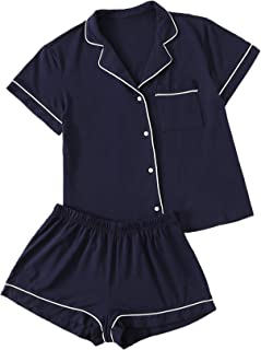 pyjamas shorts womens