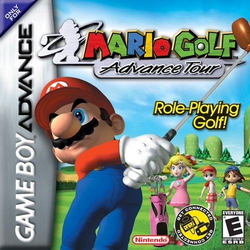 Mario Golf Advance Tour by Nintendo