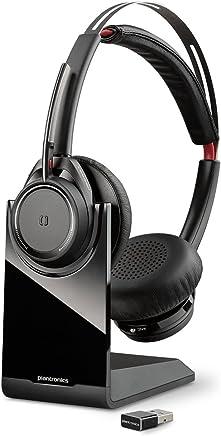 Plantronics Voyager Focus UC B825-M Stereofonico Padiglione auricolare Nero cuffia e auricolare - Trova i prezzi più bassi