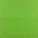 Stoffe Werning Dekostoff Tupfen limegrün Canvasstoffe -