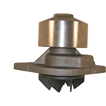 GMB 120-4410IM OE Replacement Water Pump with Metal Impeller and Gasket