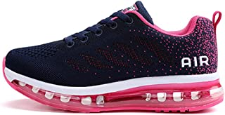 Baskets Homme Femme Chaussures de Course Sport Unisexe Sneakers Gym Fitness Multicolore Respirante Shoes