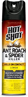 Hot Shot 96782 Ant, Roach & Spider Killer Insecticide, Yellow