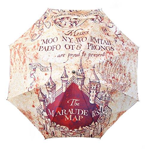 Parapluie Harry Potter - Carte des Maraudeurs
