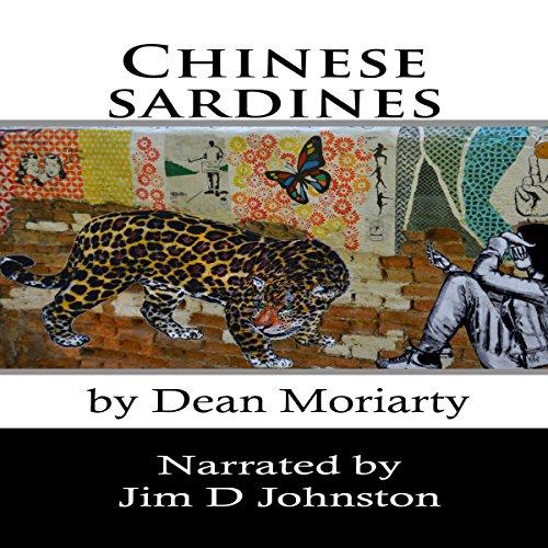 Chinese Sardines audiobook cover art