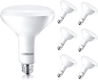 EVEREADY Led Flood Light Bulbs, BR40, 85 Watts Equivalent (12W Led Bulb), 1080 Lumen, 2700K Soft White Color, Dimmable, E2...
