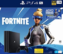 PlayStation 4 Pro 1TB Console Fortnite Neo Versa Bundle + 2000 V-Bucks
