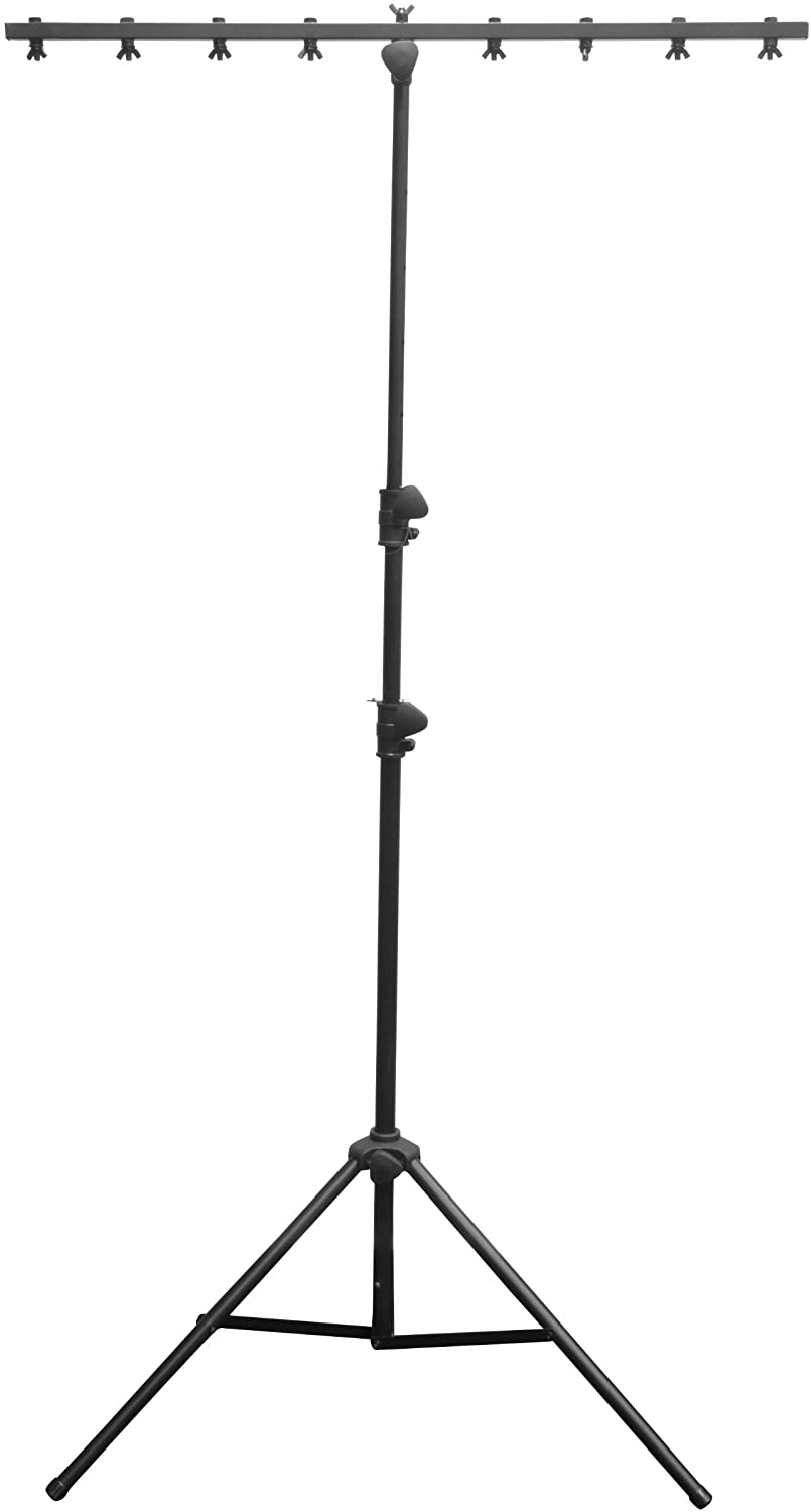 CHAUVET DJ CH06 Lightweight Lighting T-Bar 50lb Memphis Mall w Capacit Inventory cleanup selling sale Stand
