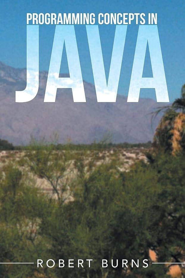 周り和らげるエンゲージメントProgramming Concepts in Java
