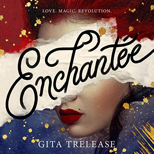 Enchantée audiobook cover art