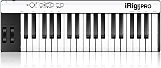 IK Multimedia iRig Keys Pro full-sized 37-key MIDI controller for iPhone, iPad, Android and Mac/PC