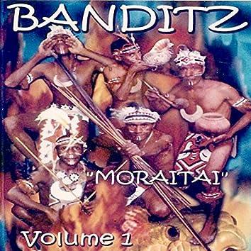 """Vol.1 """"Moraitai"""""""