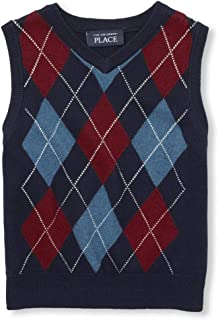 The Children's Place Baby Boys Sweater Vests