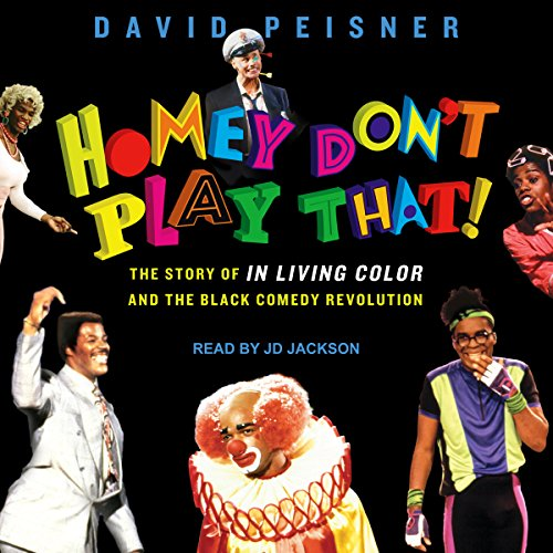 Homey Don't Play That! audiobook cover art