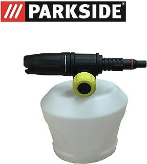 Parkside pulverizador para productos de limpieza, también
