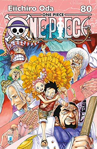 One piece. New edition (Vol. 80)