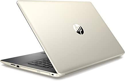 "HP 17.3"" HD+ Touchscreen Laptop | 7th Gen AMD A9-9425 3.1 GHz | 16GB DDR4 Memory | 2TB HDD | AMD Radeon R5 Graphics | DVD-RW | Card Reader | HDMI | Bluetooth | WiFi | Windows 10 Home | Gold"