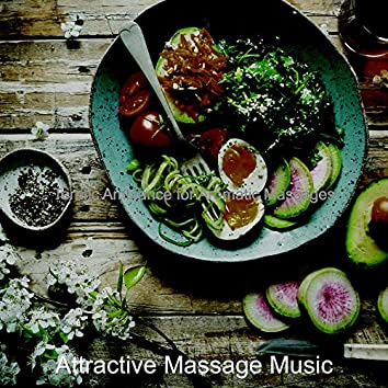 Terrific Ambiance for Aromatic Massages