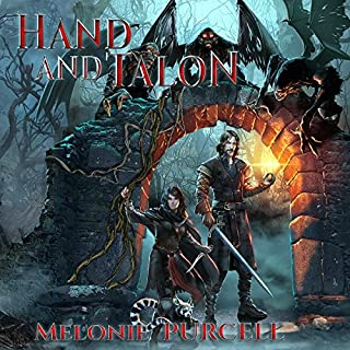 Hand and Talon cover art