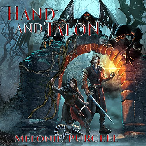 Hand and Talon audiobook cover art
