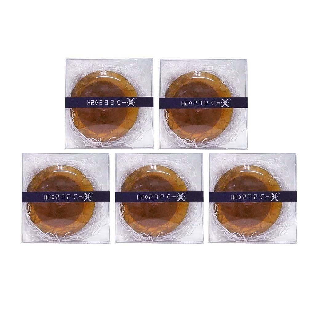 幻滅する行商買い物に行くB-ミメテクス ハイG洗顔石鹸 100g(バイオミメテクス)4個プラス現品1個おまけ …