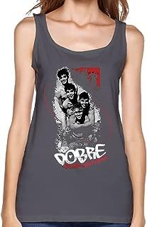 Dobre Brothers Logo Women's Custom Youth Sleeveless Tees Girls Tank Tops