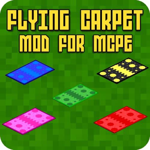 Flying Carpet Mod for MCPE