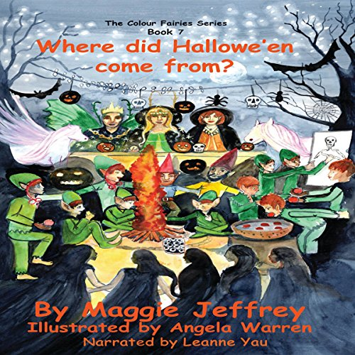Where Did Hallowe'en Come From? audiobook cover art