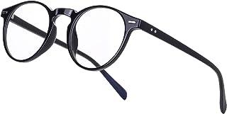 Occffy Occhiali Luce Blu con Anti UV Eyestrain Occhiali Anti Luce Blu per PC, Tablet, Gaming e TV Uomo Donna Oc092