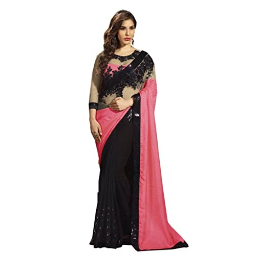 0889c74d2b054 Aarah Women s Ethnic Wedding And Party Wear Saree