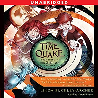 The Time Quake audiobook cover art