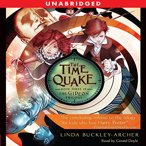 The Time Quake cover art