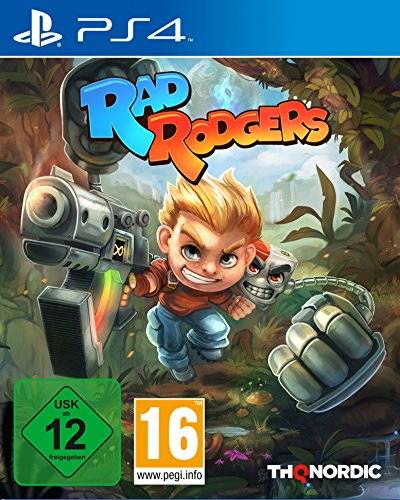 Rad Rodgers/G/Ps4