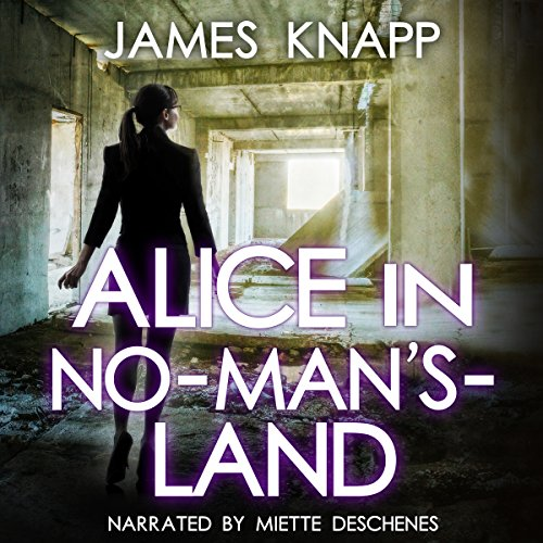 Alice in No-Man's-Land audiobook cover art