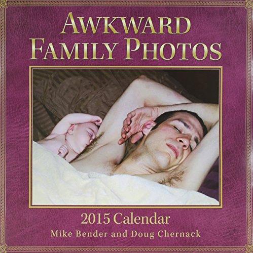 Awkward Family Photos 2015 Wall Calendar