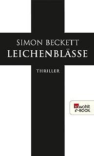 Leichenblässe (David Hunter 3) (German Edition)